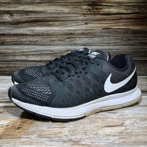 Nike Pegasus 31 Black Running Shoes Women 8